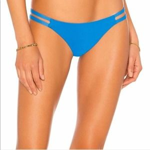 Tavik Vine Swim Bottom French Blue Large Brazilian